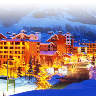 Offering lodging, lift